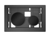 ТЕСЕ Клавиша модульной системы TECEloop цвет-черный
