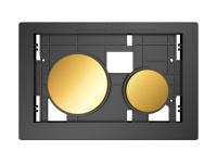 ТЕСЕ Клавиша модульной системы TECEloop цвет-позолоченный