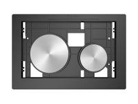 ТЕСЕ Клавиша модульной системы TECEloop цвет-нержавеющая сталь, сатин
