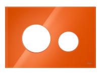 ТЕСЕ Лицевые панели TECEloop modular стекло, цвет-оранжевый
