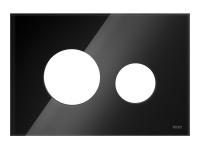 ТЕСЕ Лицевые панели TECEloop modular стекло, цвет-черный (Alape, EMCO)