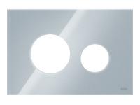 ТЕСЕ Лицевые панели TECEloop modular стекло, цвет-серебрянный (Alape)