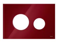 ТЕСЕ Лицевые панели TECEloop modular стекло, цвет- рубиновый (Alape)