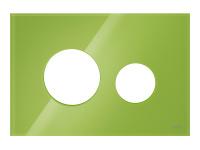 ТЕСЕ Лицевые панели TECEloop modular стекло, цвет- зеленый