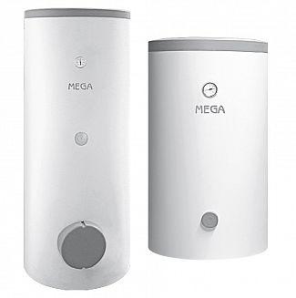 Накопительный водонагреватель косвенного нагрева MEGA W-E-300.82 SOLAR