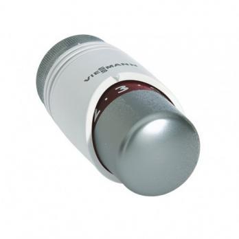 VIESSMANN термостатическая головка TRV4 головка хром, цоколь белый