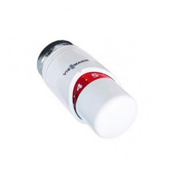 VIESSMANN термостатическая головка TRV4 головка белая, цоколь белый
