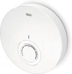 TECE Панель комнатного термостата DT, стекло белое, корпус белый