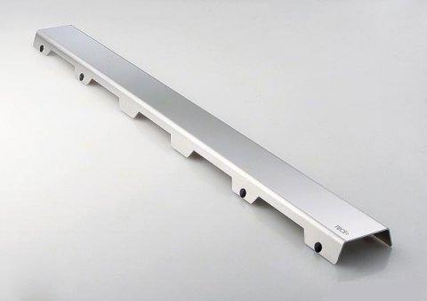 """Решетка """"steel II"""", 700 мм, нерж. сталь, матовая"""