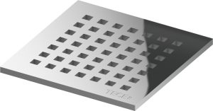 TECE Декоративная решетка quadratum 150 х 150 мм