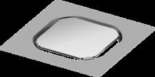 TECE Основа для плитки 100 х 100 мм без рамки