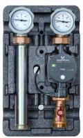 Насосный модуль Huch EnTEC ECO DK DN20 с насосом Grundfos UPM3 HYBRID 15-70
