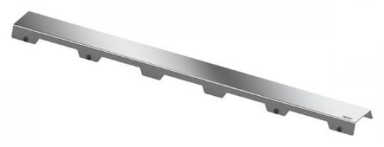 """Решетка """"steel II"""", 700 мм, нерж. сталь, полир."""