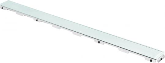 TECE Стеклянная панель зеленая drainline 800мм
