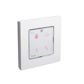 DANFOSS Icon™ программируемый комнатный термостат, 230 Вт, встраиваемый