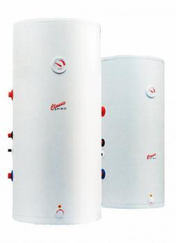 Накопительный водонагреватель косвенного нагрева SPIRO W-E120.12L