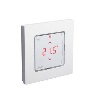 DANFOSS Icon™ сенсорный комнатный термостат, 230 Вт, встраиваемый