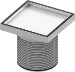 TECE Основа для плитки 150*150 мм с рамкой, с монтажным элементом